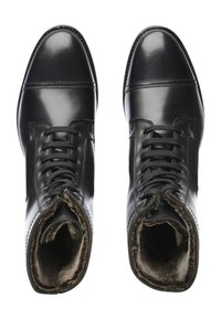SHOEPASSION - NO. 692 - Lace-up ankle boots - black - 1