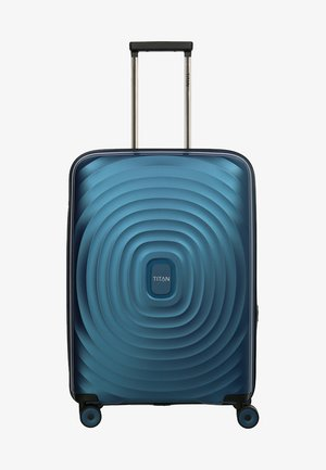 LOOPING  - Wheeled suitcase - petrol