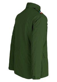 K-Way - MARMOTTA - Outdoor jacket - green dk forest-blue depht - 2