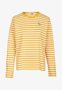 Cleptomanicx - Long sleeved top - apricot - 0