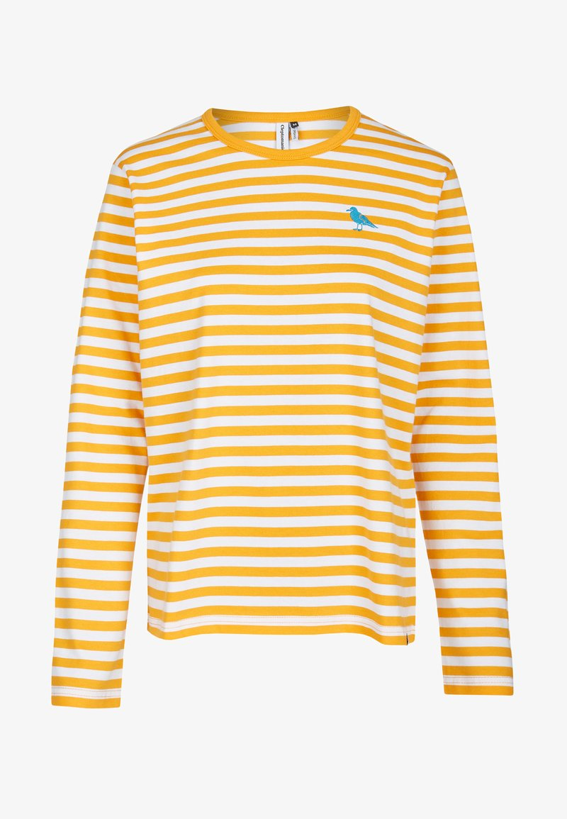 Cleptomanicx - Long sleeved top - apricot