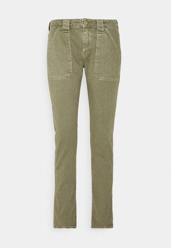 Jean slim - light khaki