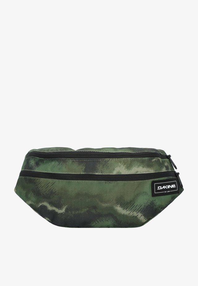 CLASSIC - Bum bag - olive ashcroft camo
