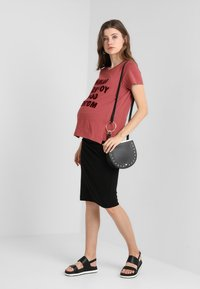 Boob - ONCE ON NEVER OFF PENCIL SKIRT - Jupe crayon - black - 1