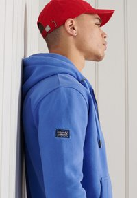Superdry - HERITAGE MOUNTAIN GRAPHIC - Sweatjacke - chambray blue - 2