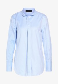 By Malene Birger - LEIJAI - Button-down blouse - pastel blue - 5