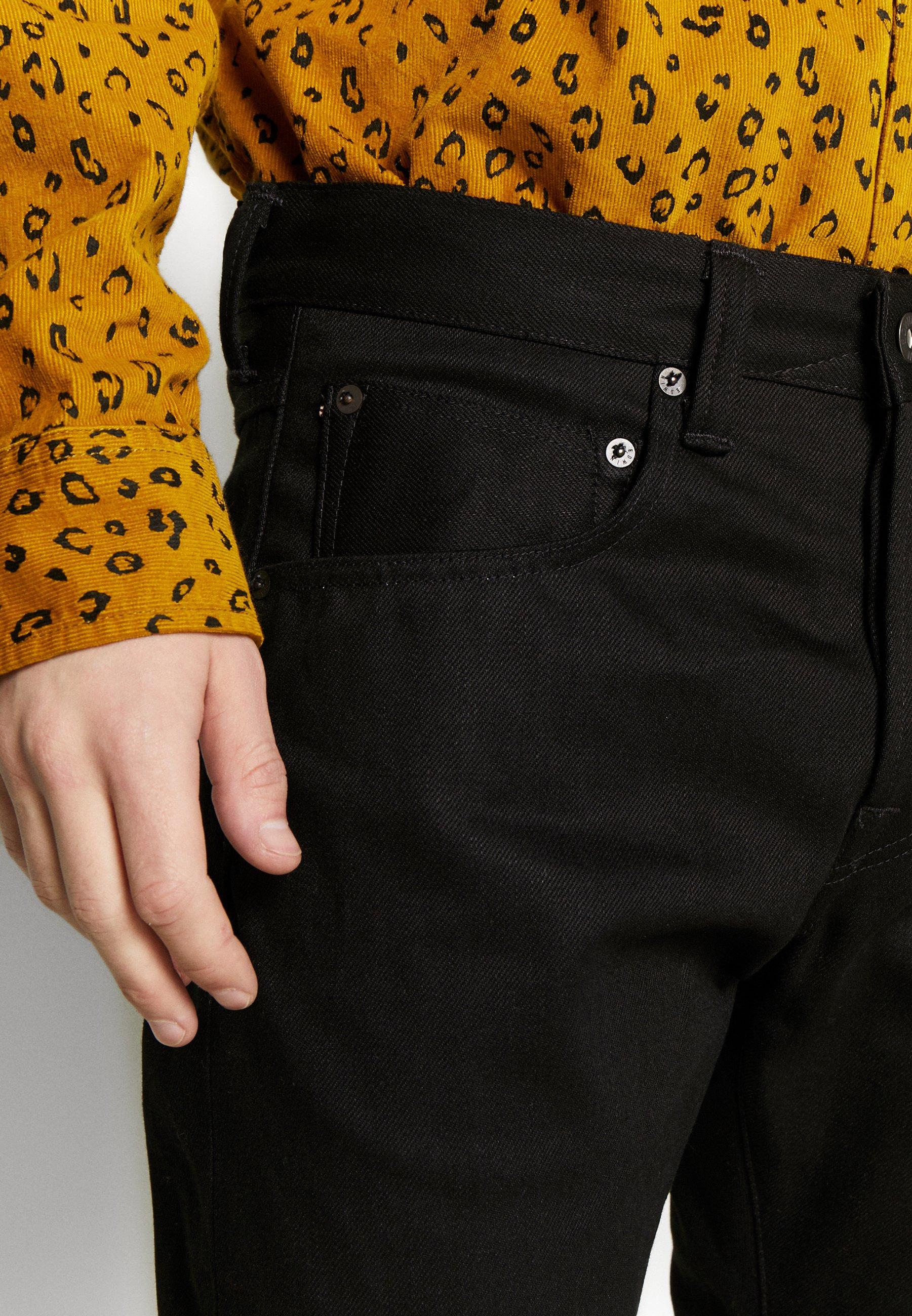 Monivärinen Miesten vaatteet Sarja dfKJIUp97454sfGHYHD Edwin Straight leg -farkut kaguya selvage black