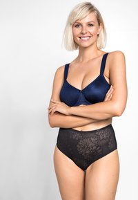 Triumph - ESSENTIAL MINIMIZER  - Underwired bra - navy blue - 1