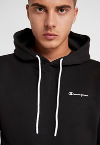 Champion - HOODED  - Hoodie - black