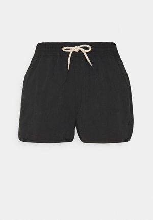 TURVI WOMENS SHORT - Pyjamabroek - black