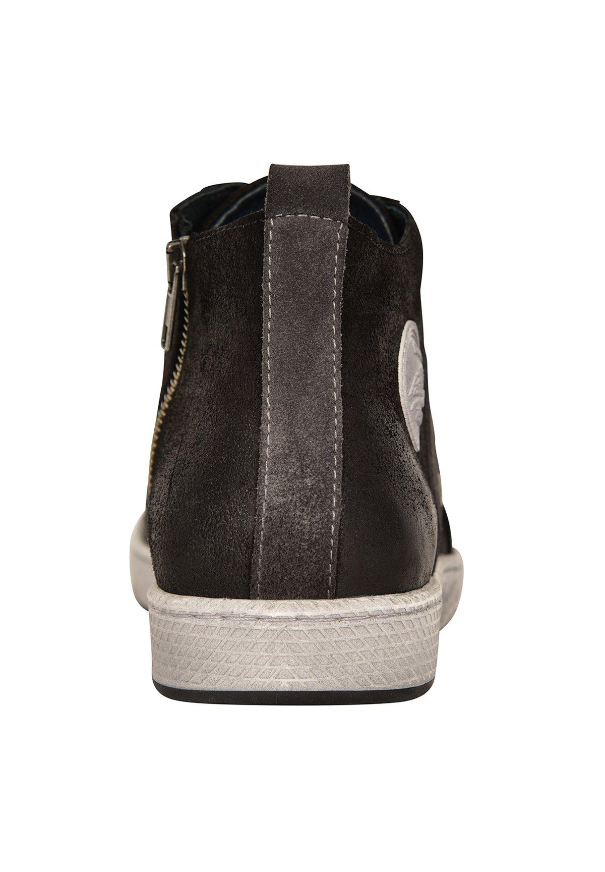 Pataugas Sneaker high - black/schwarz - Herrenschuhe VMKyD