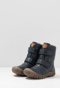 Froddo - WARM LINING - Winter boots - dark blue - 3