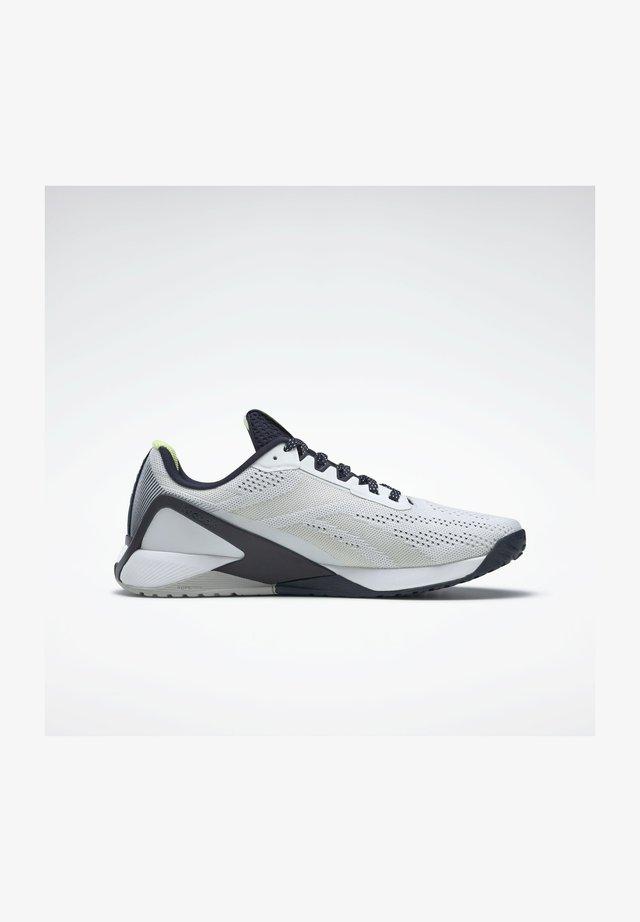 NANO X1 FLOATRIDE ENERGY FOAM - Neutral running shoes - white