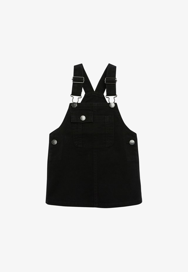 Overall /Buksedragter - black
