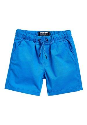 RED PULL-ON SHORTS (3MTHS-7YRS) - Kraťasy - blue