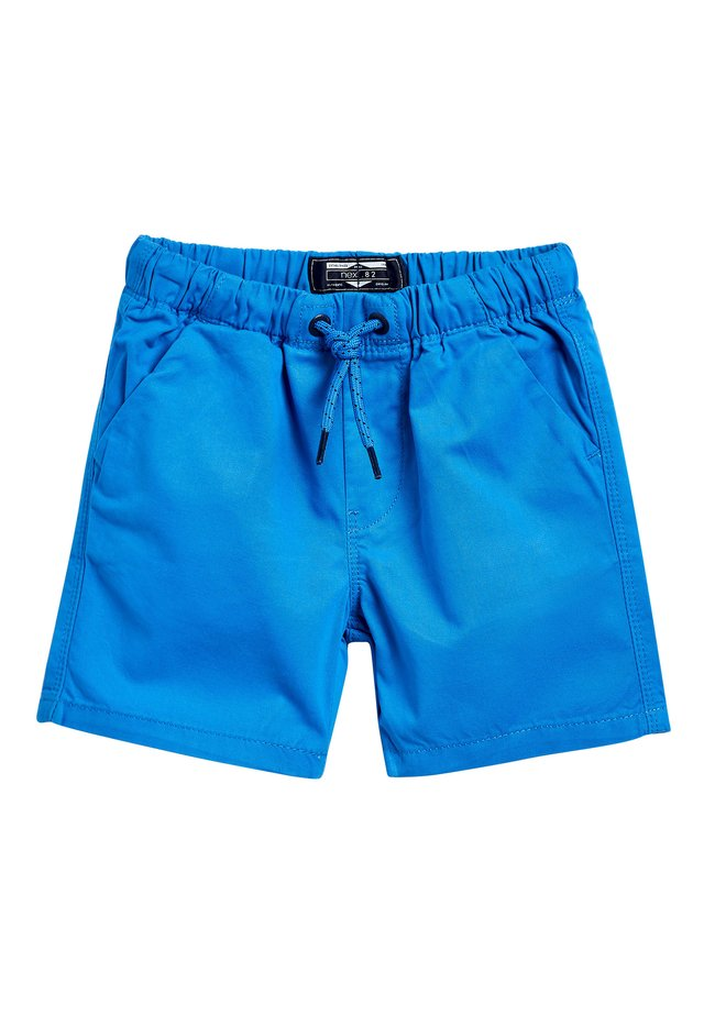 RED PULL-ON SHORTS (3MTHS-7YRS) - Kraťasy - blue
