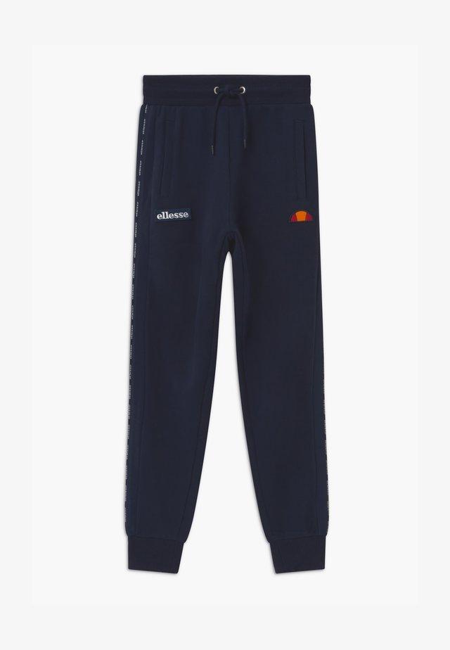 DECANO - Pantalon de survêtement - navy