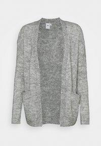 ICHI - AMARA - Cardigan - grey melange - 4