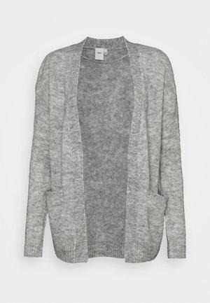 AMARA - Cardigan - grey melange