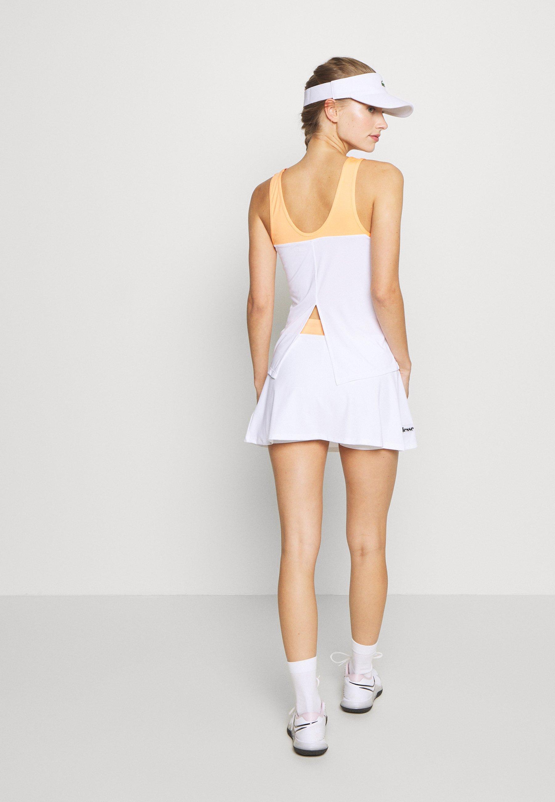 Ellesse CALI - Sports skirt - white eLHqe