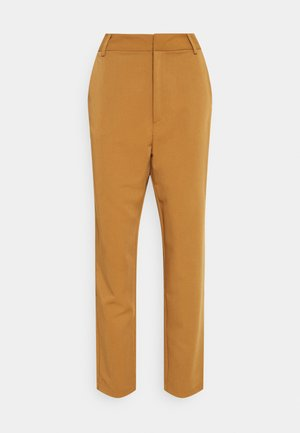 LUCCA ANKLE PANT - Trousers - dijon