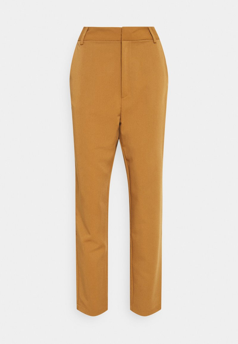 Soft Rebels - LUCCA ANKLE PANT - Trousers - dijon