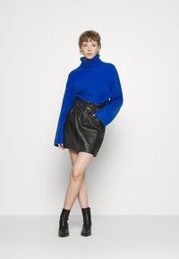 ONLY - Mini skirt - black - 1