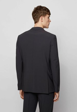 SET - Suit jacket - dark blue