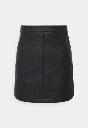 TATI - Mini skirt - black
