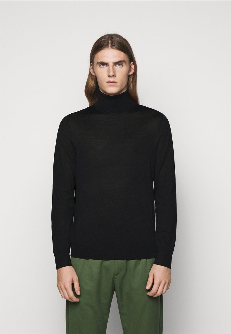 HUGO - SAN ANTONIO - Jumper - black