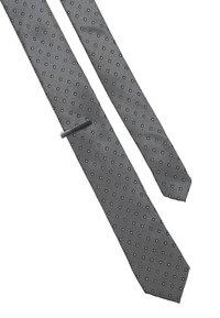 Jack & Jones - JACBELLAMY TIE BOX SET - Slips - dark grey - 3