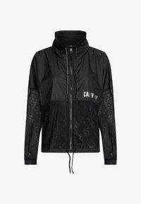 Calvin Klein - Summer jacket - ck black - 4