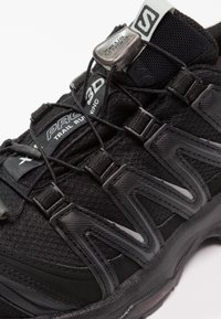 Salomon - XA PRO 3D GTX - Trail running shoes - black/black/mineral grey - 5