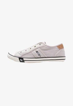 Nazouvací boty - hellgrau