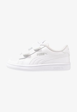 SMASH UNISEX - Zapatos de bebé - white