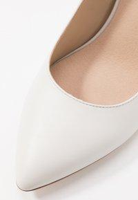 Anna Field - LEATHER HIGH HEELS - High heels - white - 2