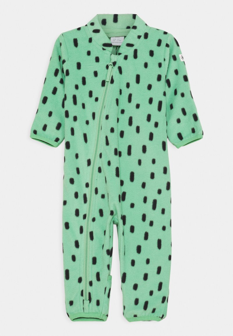 Lindex - OVERALL UNISEX - Jumpsuit - green