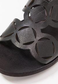 Felmini - CAROLINA - Sandals - black - 2