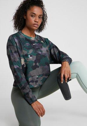REBEL ALL IN - Sweatshirt - dark green