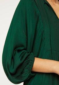 OYSHO - OVERSIZE - Day dress - evergreen - 4