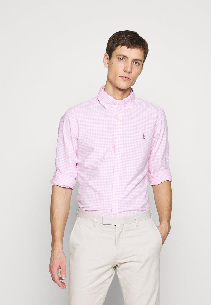 Polo Ralph Lauren - OXFORD - Skjorter - pink/white