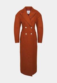 AKNVAS - MONA - Classic coat - rust - 8