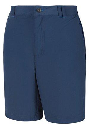 REGATA LEESVILLE SHORTS II KURZE WANDERHOSE HERREN TREKKINGHOSE  - Outdoor shorts - dark denim