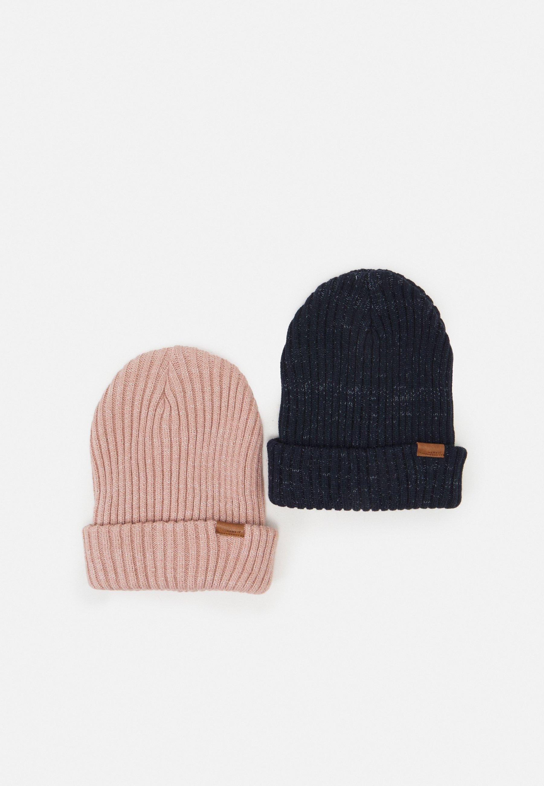 Kinder NKNMILAN HAT 2 PACK - Mütze