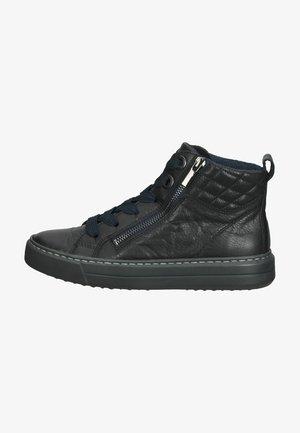Höga sneakers - blau