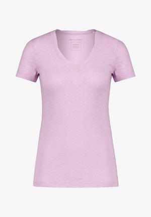 TWISTED DEEP - Basic T-shirt - lila