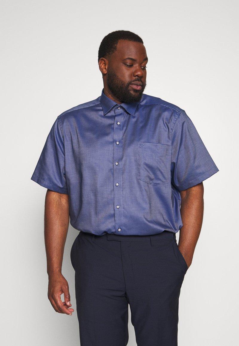OLYMP - OLYMP LUXOR PLUS  - Overhemd - marine