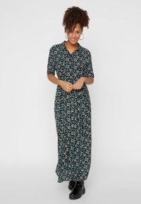Pieces - Maxi dress - black - 1