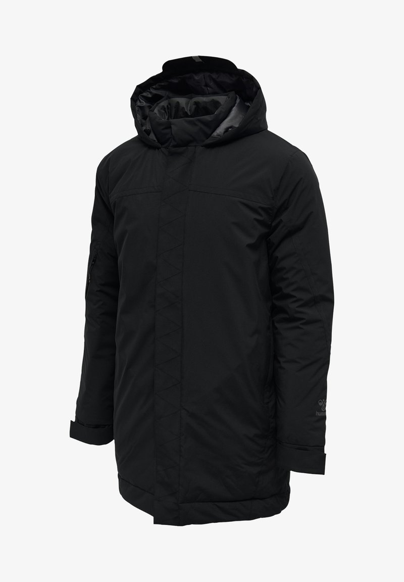 Hummel - LIFESTYLE - Winter coat - schwarz