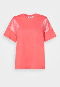 adidas Originals - T-shirts med print - magic pink - 3